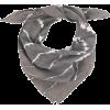 scarf - 丝巾/围脖 -