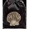 seashell satin pouch Attico - Travel bags -