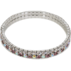 ROPE' ラインストーンブレス◎ - Bracelets - ¥1,995  ~ $17.73