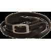 SHIPS JET BLUE MR.OLIVE: 3レザー ブレス - Bracelets - ¥5,040  ~ $44.78