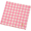 SHIPS for women BLOCK CHECK EMBROIDERY HANDKERCHIEF - Articoli - ¥1,470  ~ 11.22€