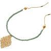 UNITED ARROWS green label relaxing WOMEN GC レーシーモチーフビーズ ネックレス - Ogrlice - ¥3,675  ~ 28.04€