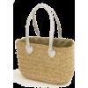 coen 【LEE4月号掲載】マルシェ スクエア バッグ - Hand bag - ¥2,940  ~ $26.12