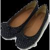 coen 【LEE4月号掲載】ドットフラットシューズ - scarpe di baletto - ¥4,935  ~ 37.66€