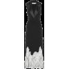 self portrait tuxedo style lace dress - Dresses -
