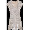 sequined cap sleeve dress intermix - Haljine -