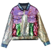 sequin jacket - 外套 -