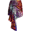 sequin skirt - Saias -