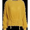sexy off-the-shoulder sweater - Bolero - $25.99  ~ 22.32€