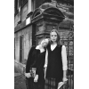 schoolgirls balck & white photo - Uncategorized -