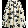 she inside black swan skirt - Skirts -