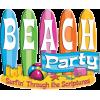 Beach Party - Ilustracije -