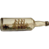 ship in a bottle - Items -