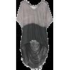 Shirt Dip Dye Grey Tints - Shirts -