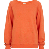 Long sleeves t-shirts Orange - Long sleeves t-shirts -