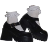shoe and sock - Platforms -