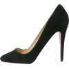 Shoes Shoes Black - パンプス・シューズ -