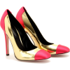 Shoes Gold - Cipele -