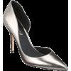 shoes Silver Shoes - Schuhe -