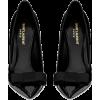 Shoes Black - Zapatos -
