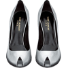 Shoes Silver - Shoes -