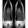 Shoes Silver - パンプス・シューズ -