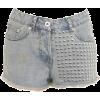 Shorts Blue Shorts - 短裤 -