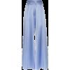 silk pants - Capri & Cropped -