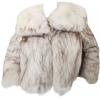 silver  fox fur - Jakne i kaputi -