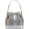 silver bag2 - ハンドバッグ -