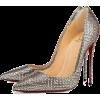 silver classic shoes - Classic shoes & Pumps -