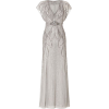 silver gown - Haljine -
