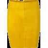 Skirts Yellow - Saias -