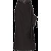 skirt black - Faldas -