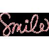 smile - Textos -