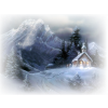 Snow Blue - Nature -