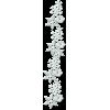 snowflake border - Items -