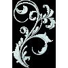 snowflake swirl - Predmeti -