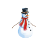 snowman - Items -