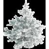 snowy tree - Предметы -
