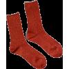 socks - Gloves -