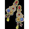 soutache earrings - Aretes -