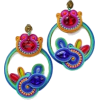 soutache earrings - 耳环 -
