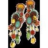 soutache-earrings-clip-on-earrings - Earrings -