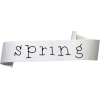 spring text - Тексты -