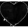 Srce Illustrations Black - Ilustracije -