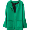 Jacket - coats Green - Giacce e capotti -