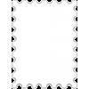 stamp outline - Frames -