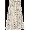 stradivarius polkadot skirt - Skirts -