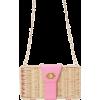 straw bag - Hand bag -